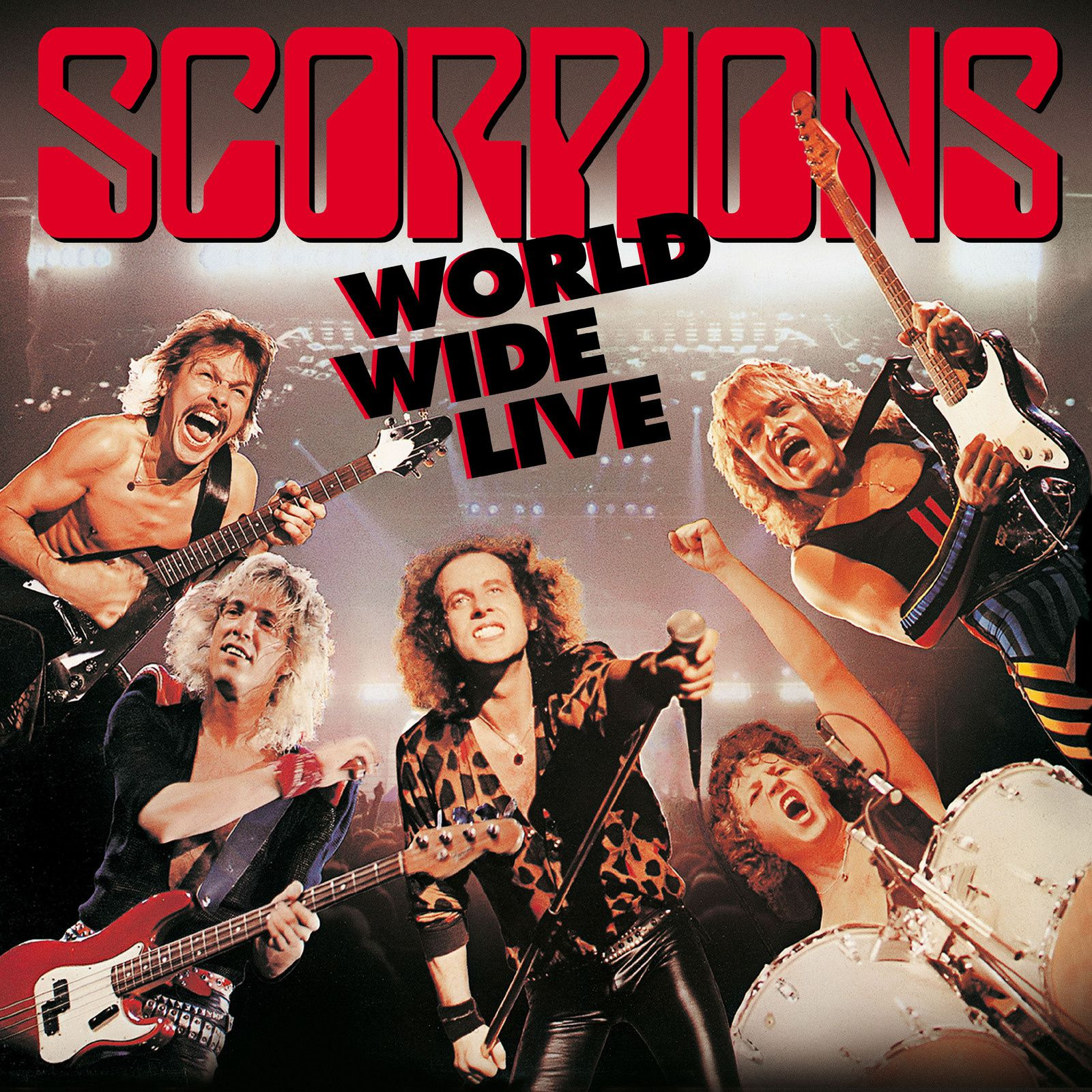 """CD review SCORPIONS """"World Wide Live"""" 50th Anniversary Edition"""