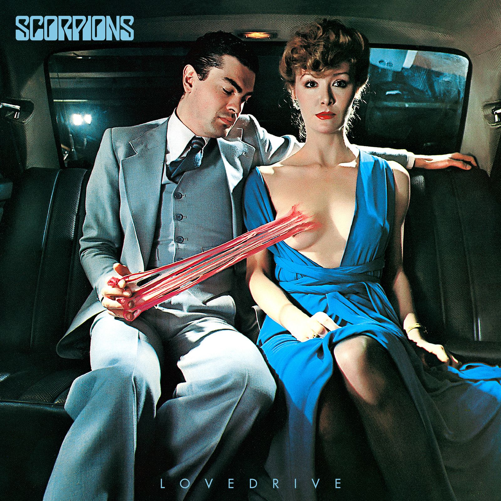 """CD review SCORPIONS """"Lovedrive"""" 50th Anniversary Edition"""