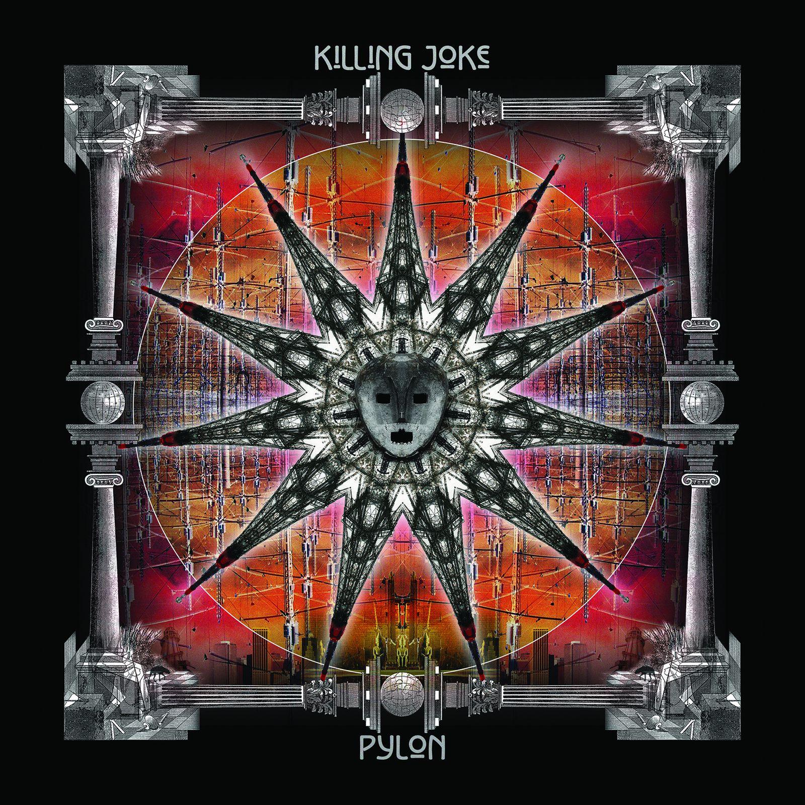 "CD review KILLING JOKE ""Pylon"""
