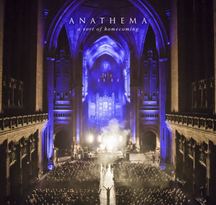 """CD review ANATHEMA """"A Sort of Home Coming"""""""