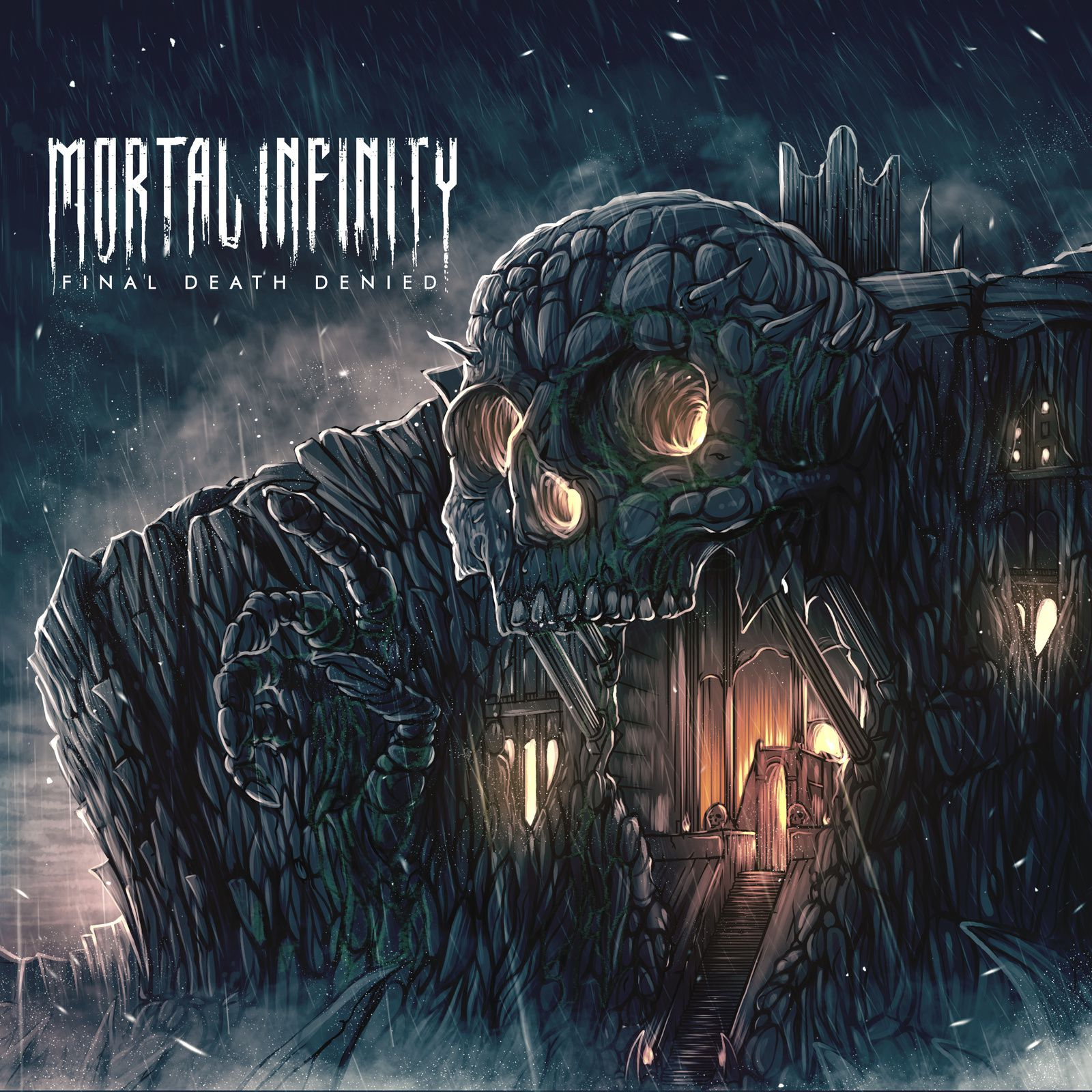 """CD review MORTAL INFINITY """"Final Death Denied"""""""
