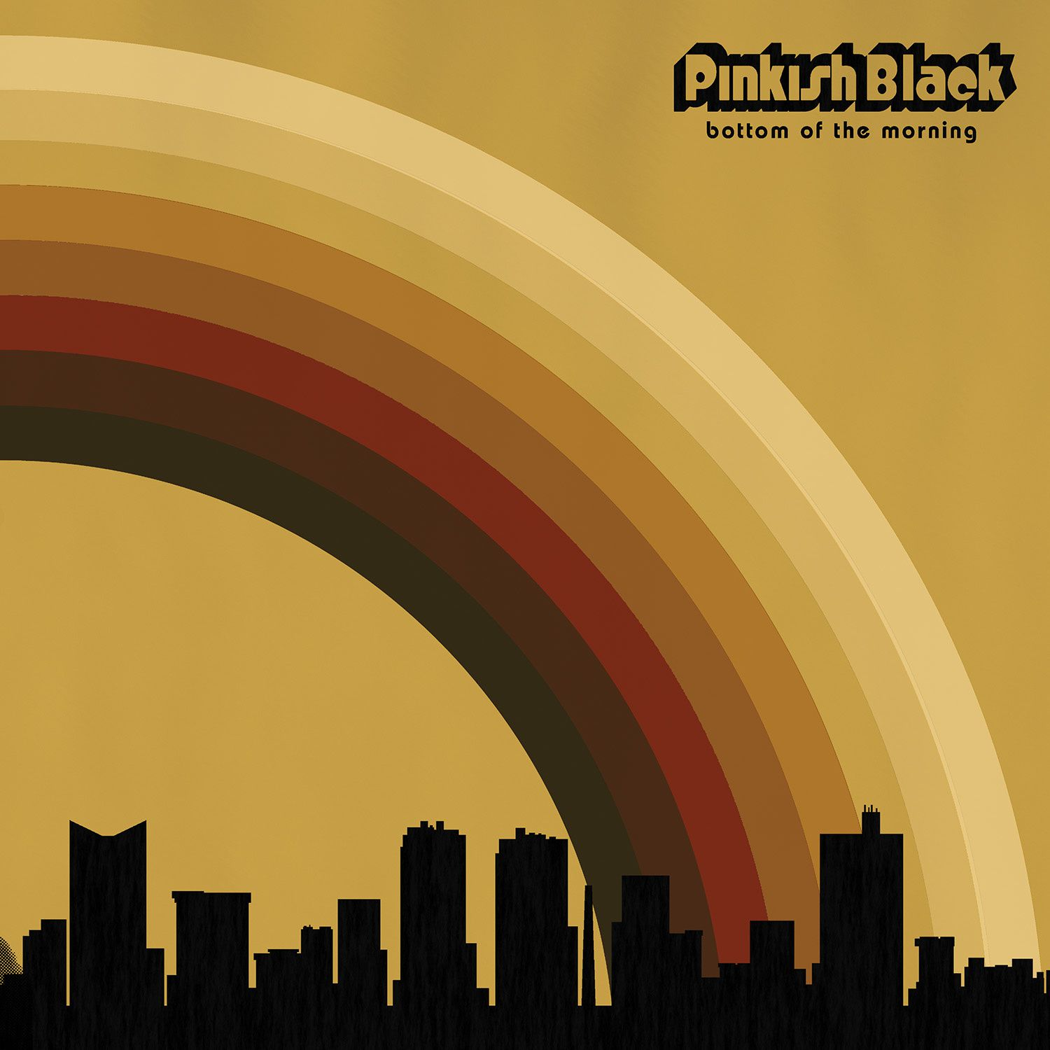 "CD review PINKISH BLACK ""Bottom of the Morning"""