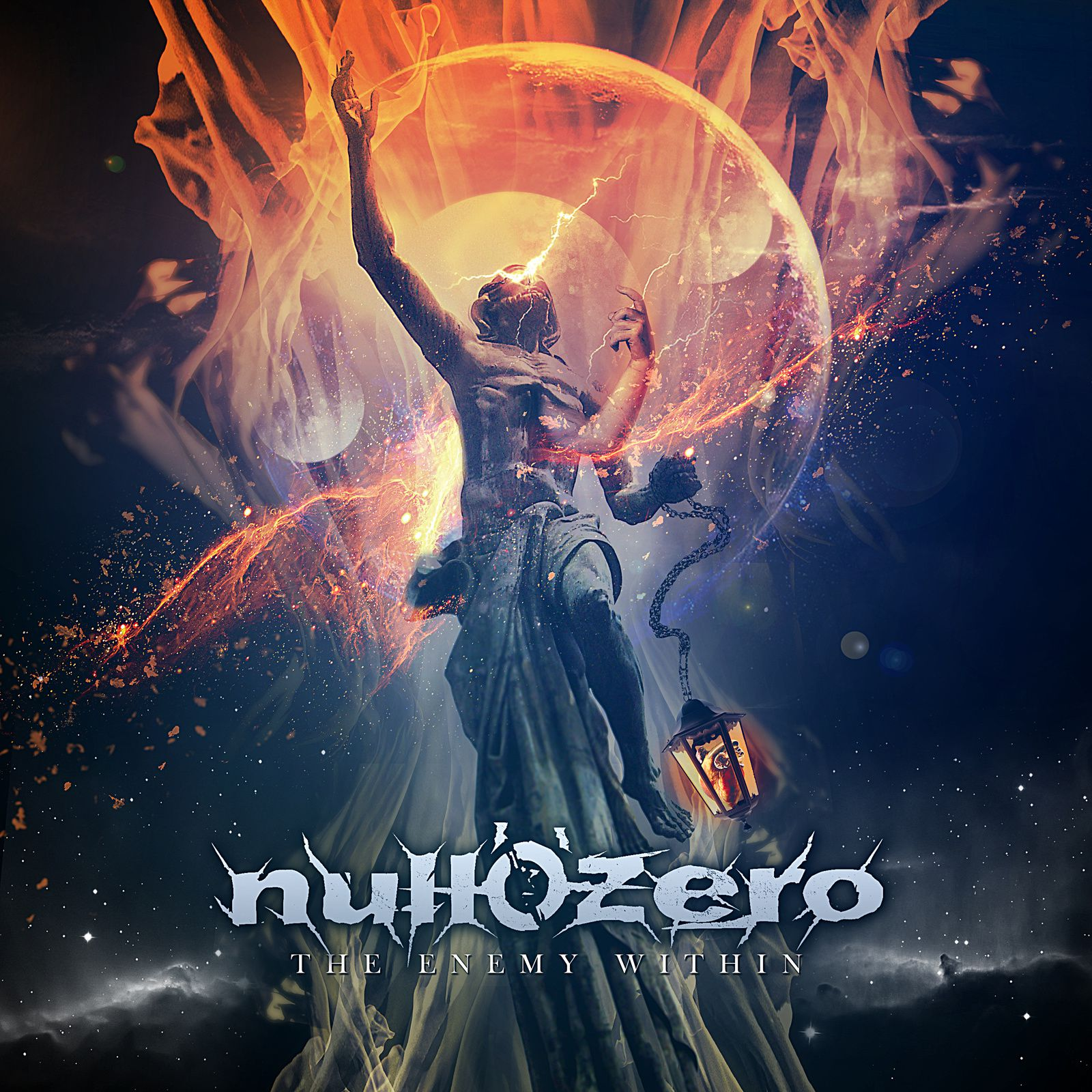 """CD review NULL'O'ZERO """"Enemy Within"""""""