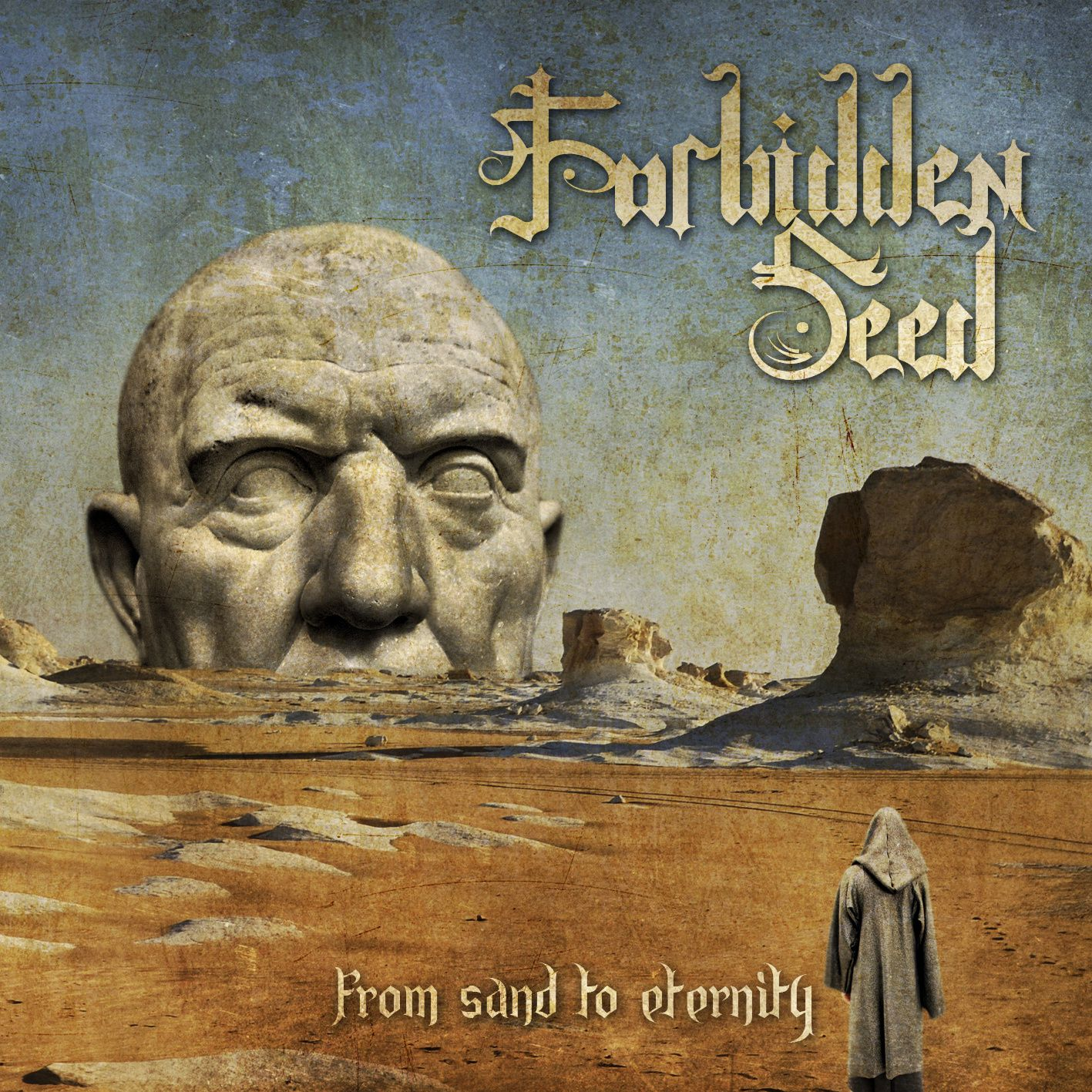 """CD review FORBIDDEN SEED """"From Sand to Eternity"""""""