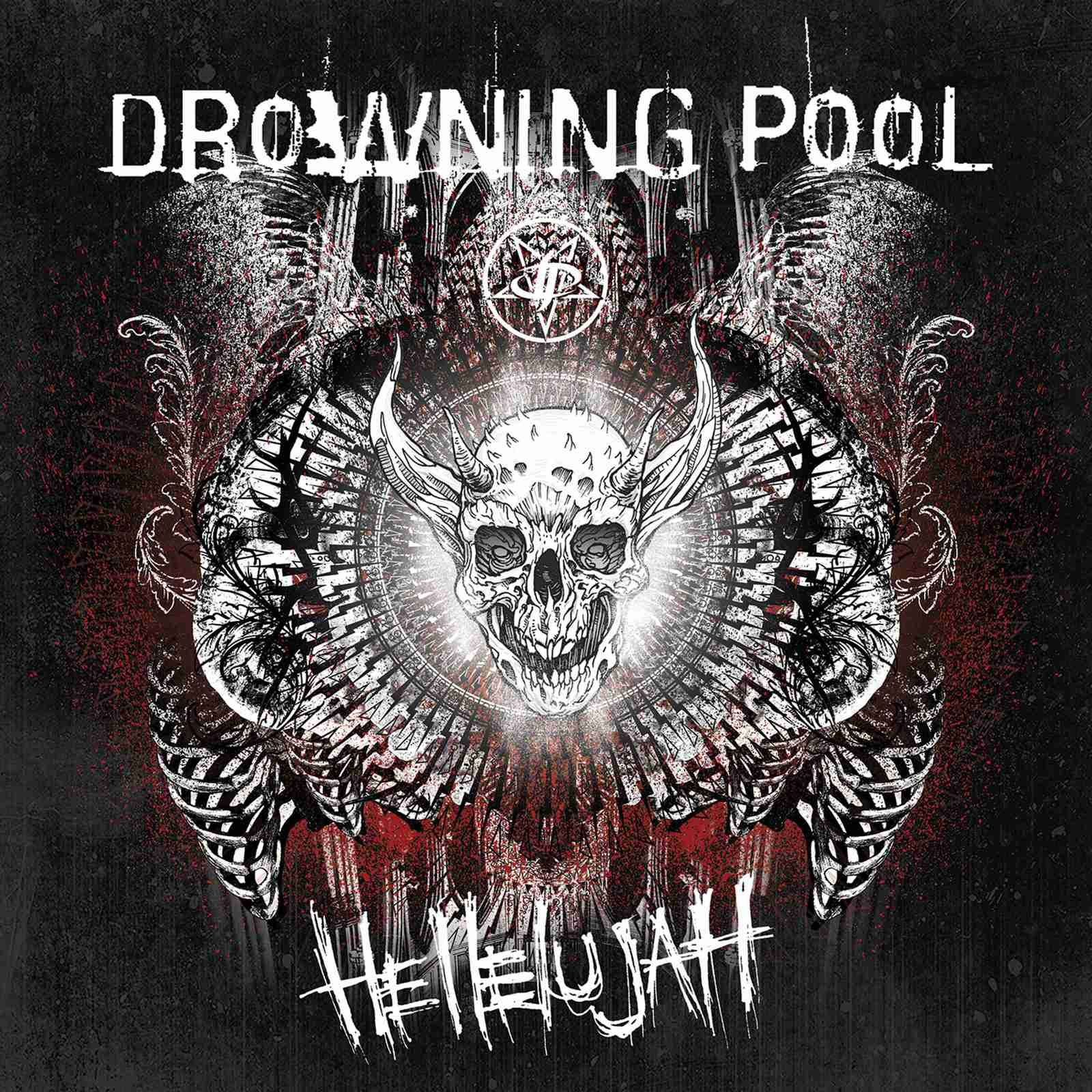 Cover & tracklist from new DROWNING POOL album