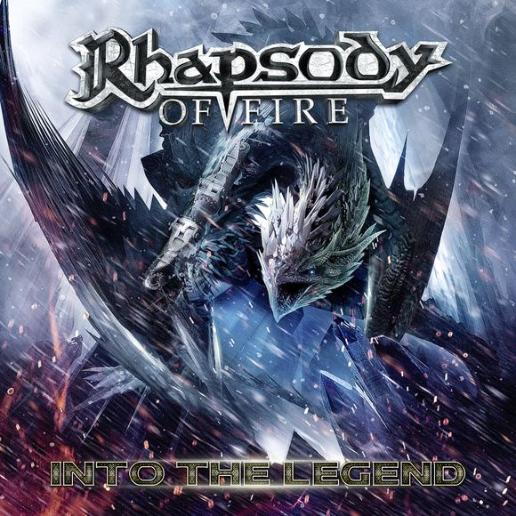 RHAPSODY OF FIRE posts tracklist and cover of the new album