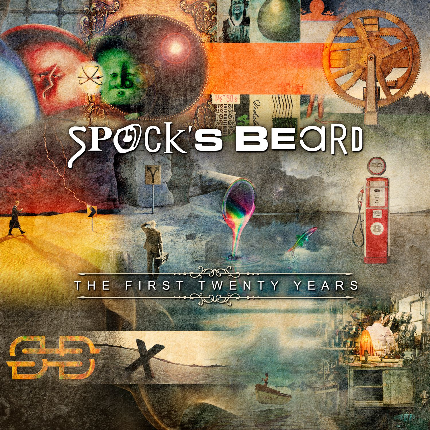 """CD review SPOCK'S BEARD """"The First Twenty Years"""""""