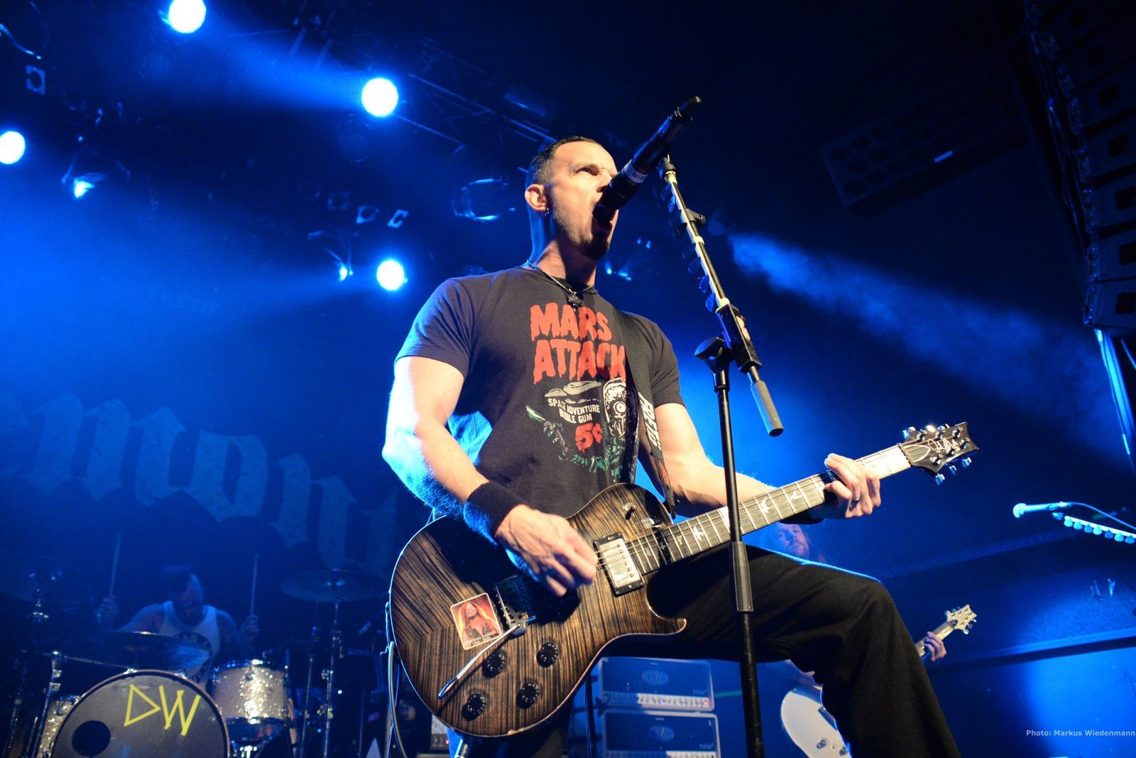 Live review TREMONTI / THE RAVEN AGE, 013, Tilburg, 19.12.2015