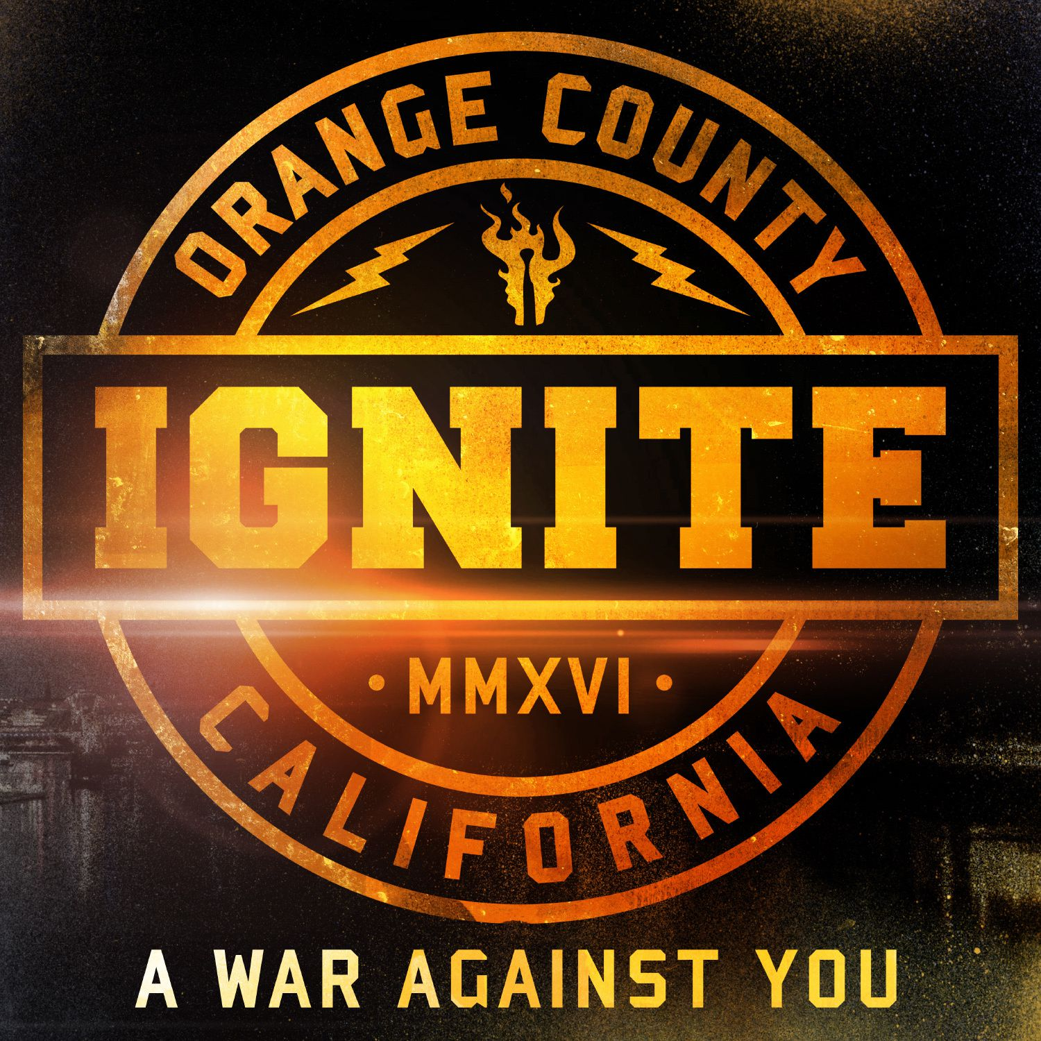 """CD review IGNITE """"A War Against You"""""""