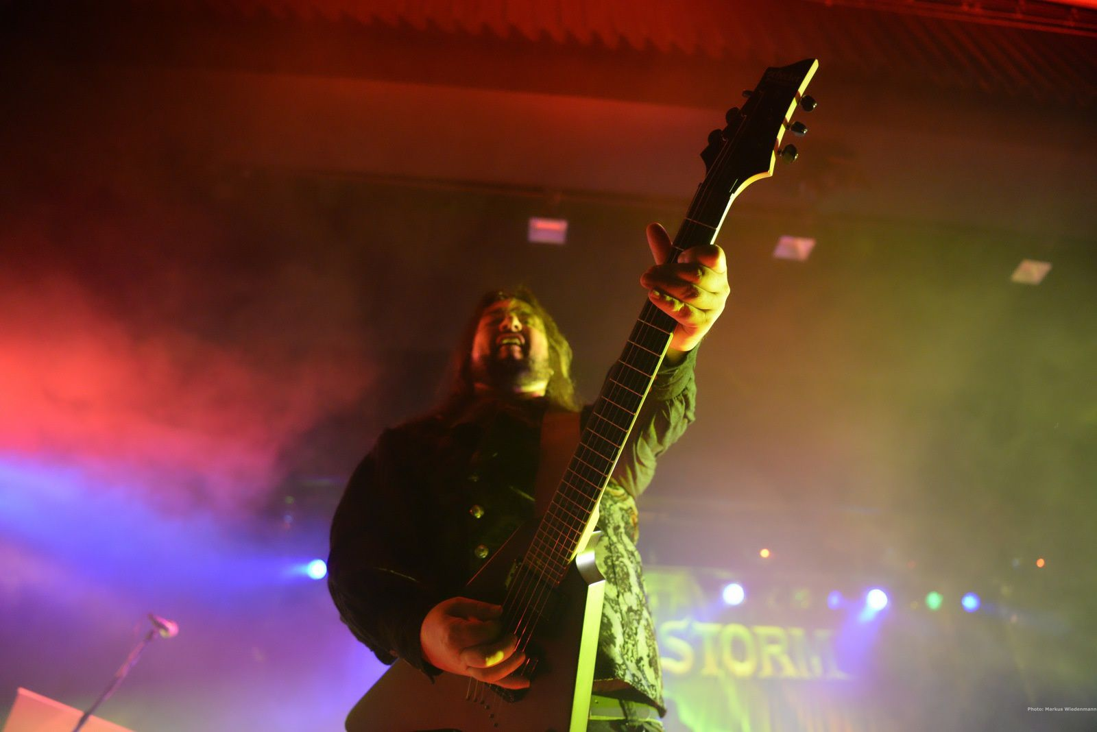 Live review BRAINSTORM/UNDERTOW/STEPFATHER FRED, ..., Giengen, 16.01.2016