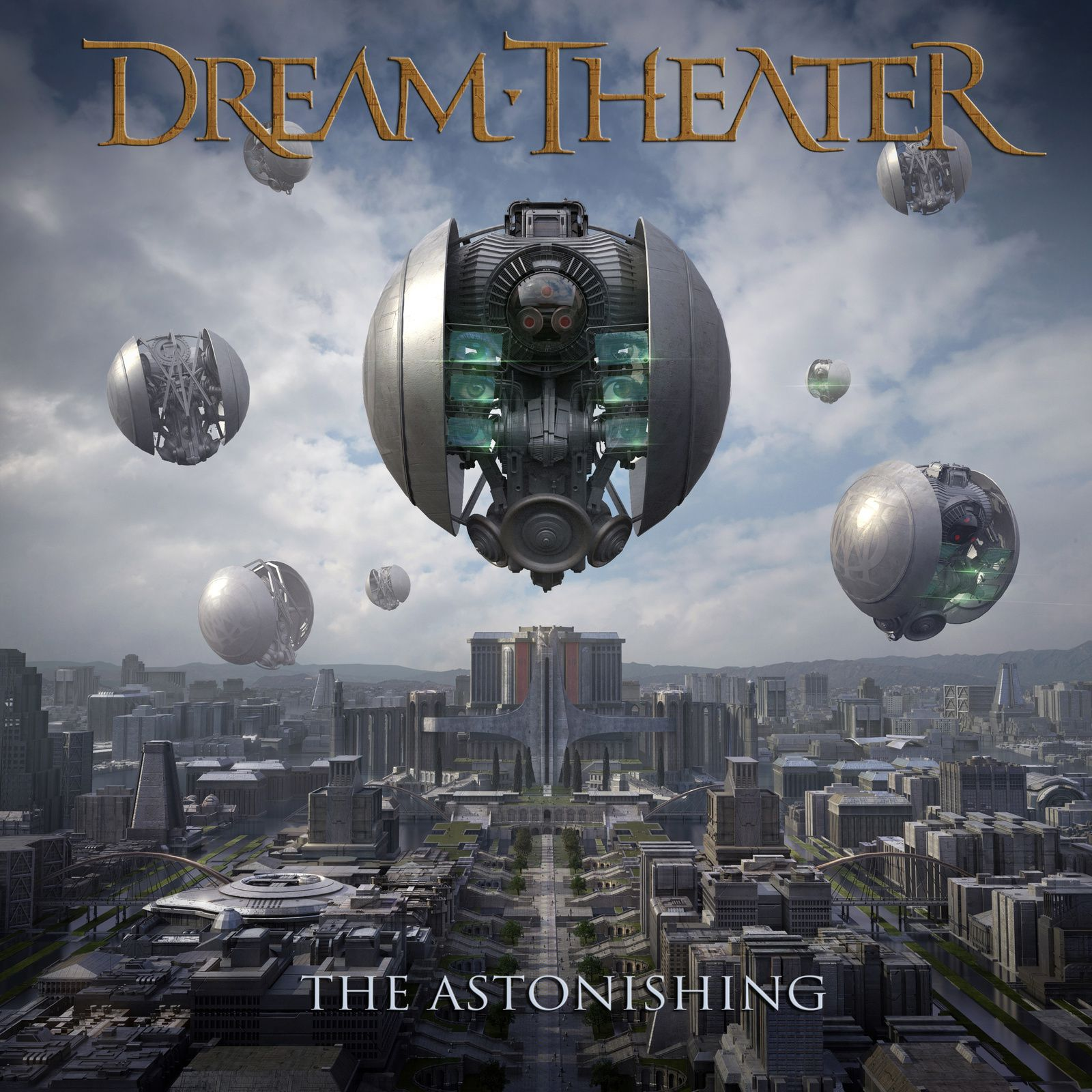 """CD review DREAM THEATER """"The Astonishing"""""""