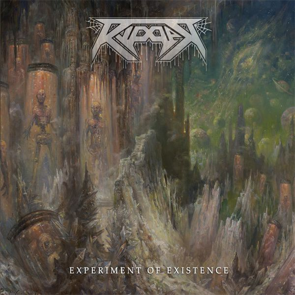 """CD review RIPPER """"Experiment of Existence"""""""