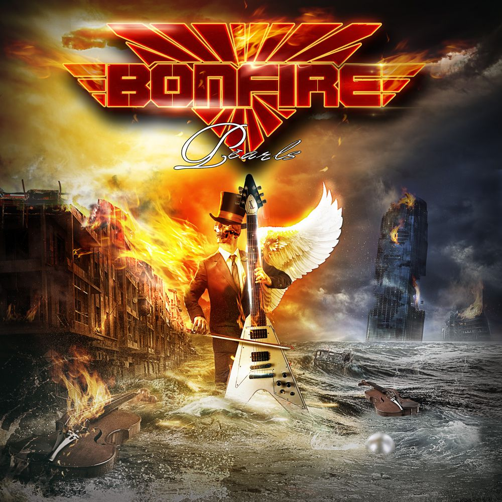 """BONFIRE """"Best Of..."""" album and 30 years anniversary tour"""