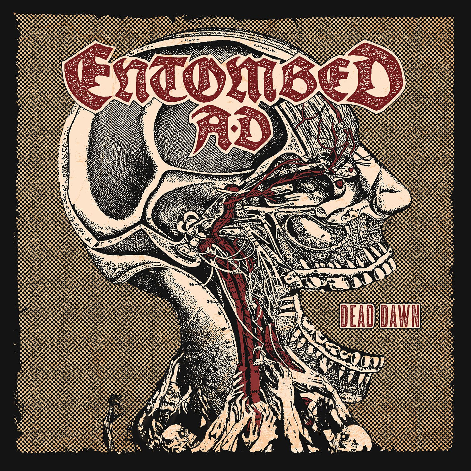"""CD review ENTOMBED A.D. """"Dead Dawn"""""""