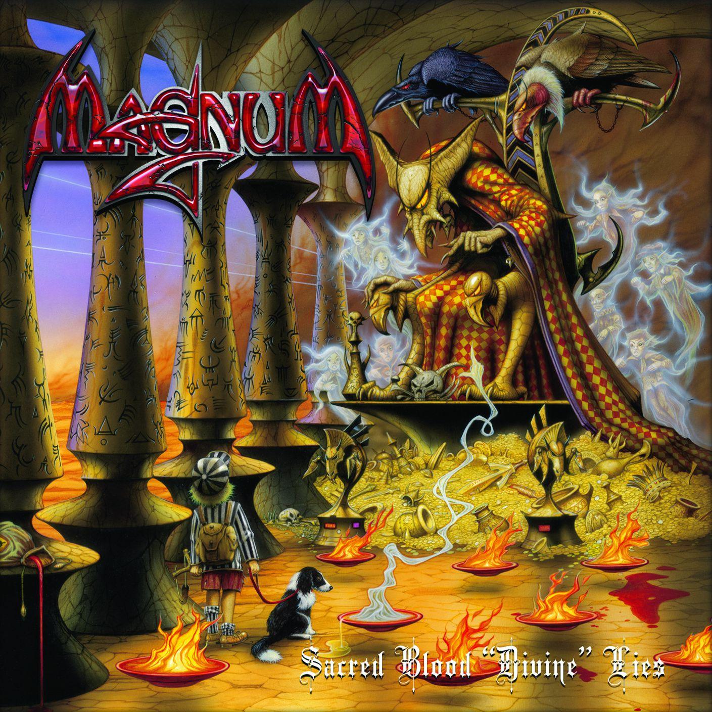 "CD review MAGNUM ""Sacred Blood ""Divine"" Lies"""