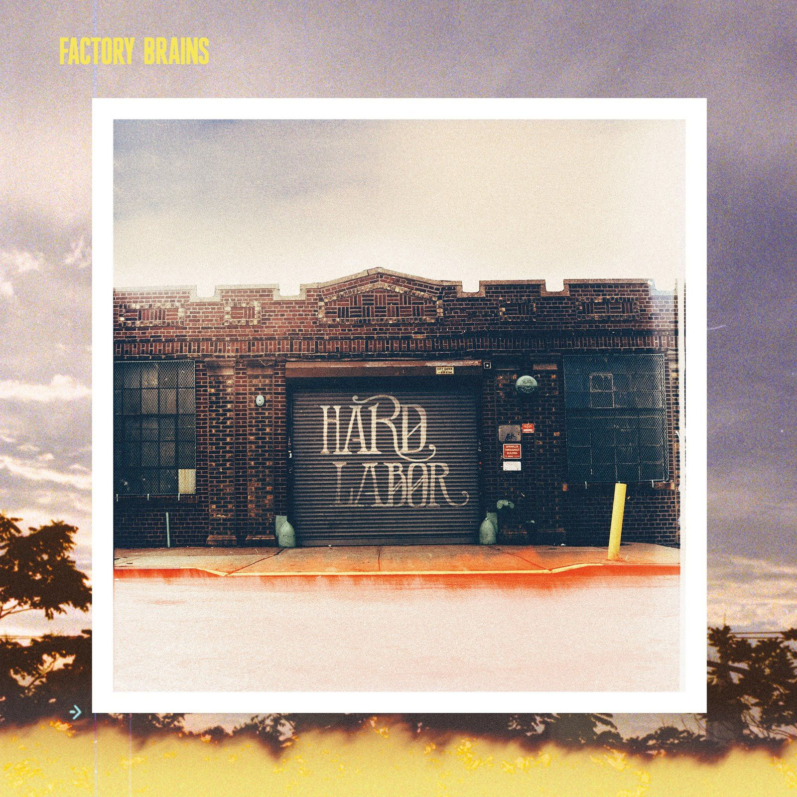 """CD review FACTORY BRAINS """"Hard Labor"""""""