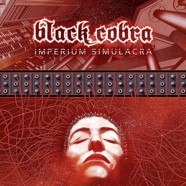 """CD review BLACK COBRA """"Imperium Simulacra"""""""