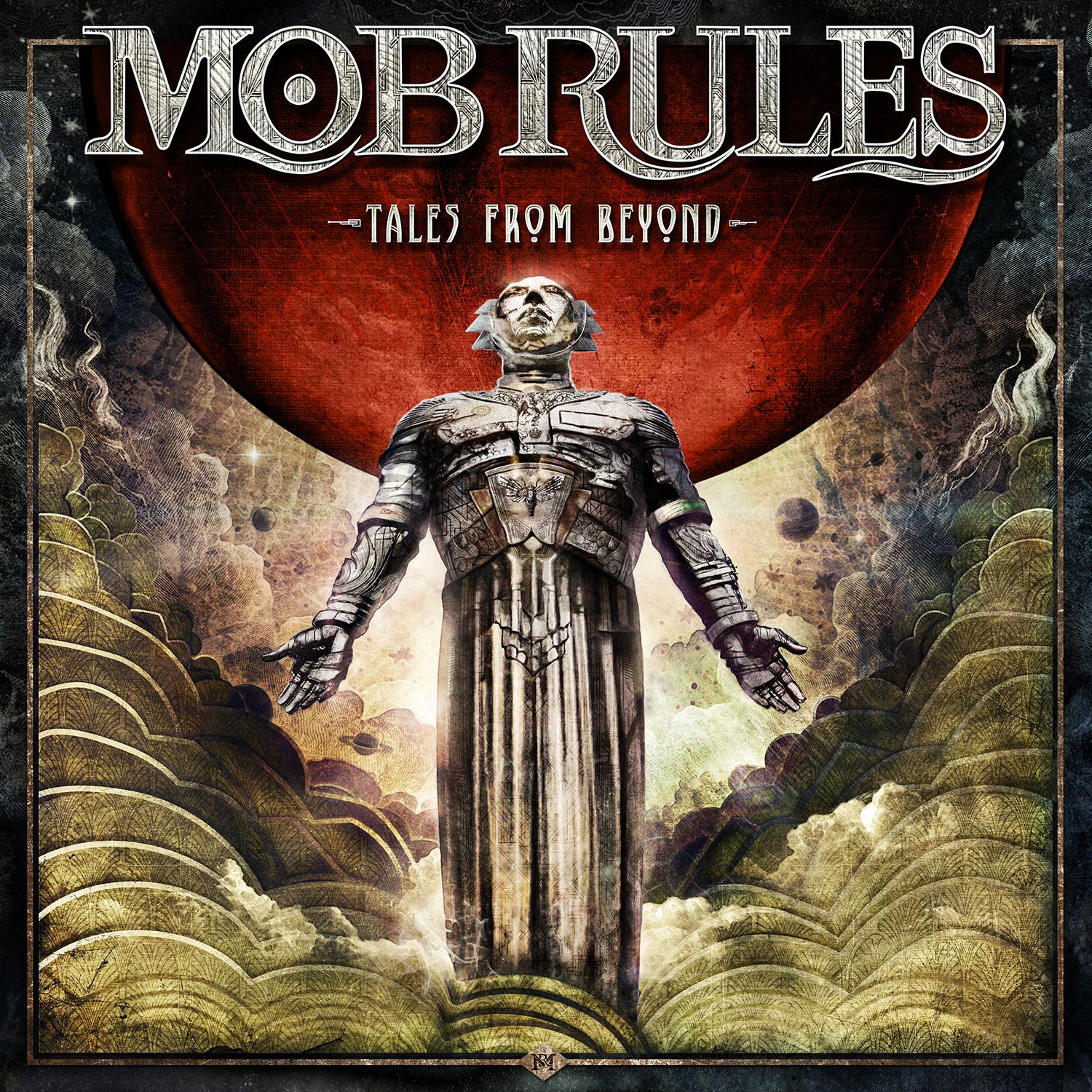 """CD review MOB RULES """"Tales From Beyond"""""""