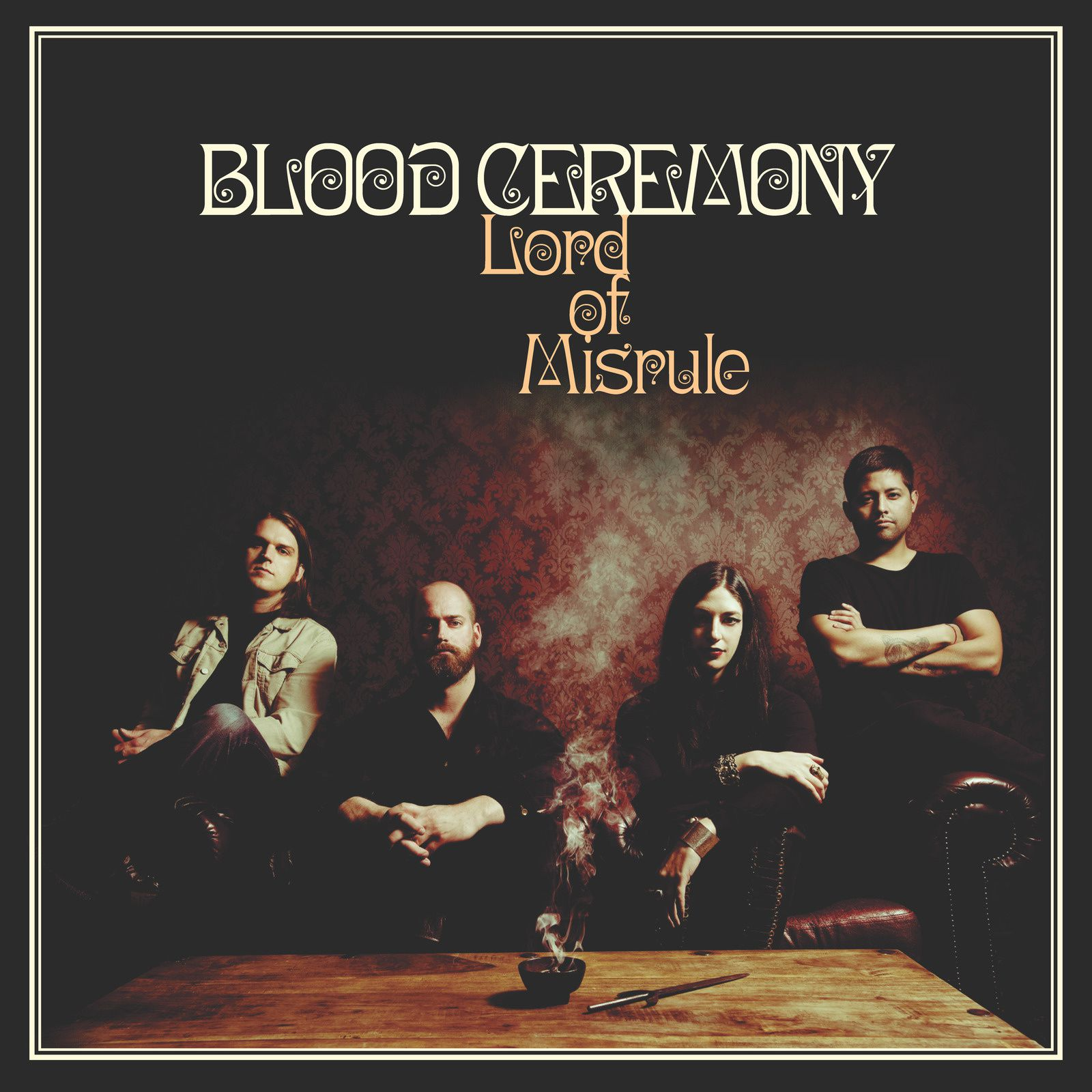 """CD review BLOOD CEREMONY """"Lord of Misrule"""""""