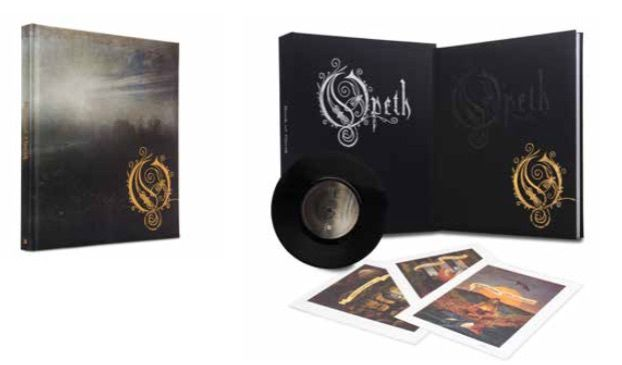 """OPETH will publish """"The Book of Opeth"""" in April"""