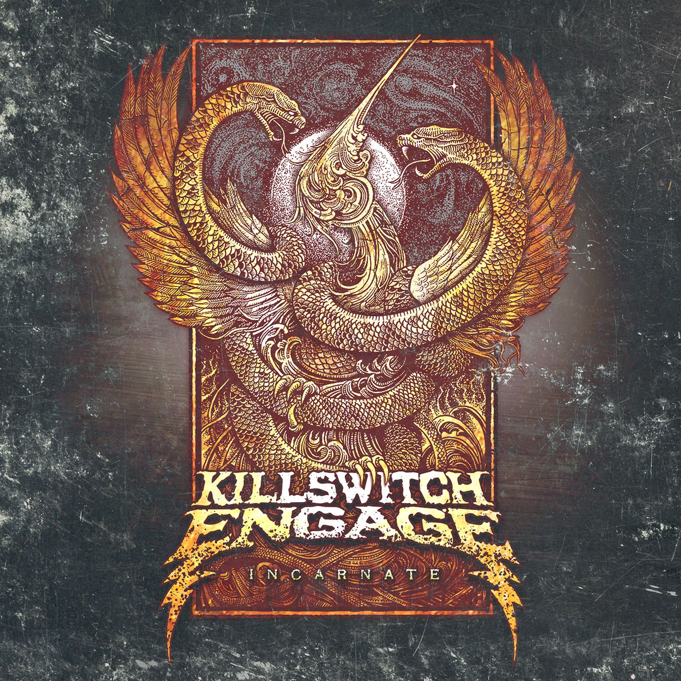 """CD review KILLSWITCH ENGAGE """"Incarnate"""""""