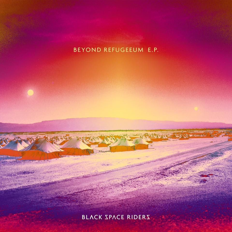 New BLACK SPACE RIDERS EP