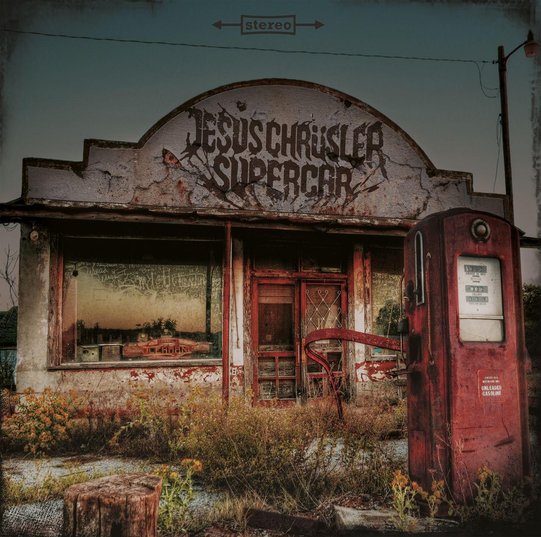 "CD review JESUS CRÜSLER SUPERCAR ""35 Supersonic"""