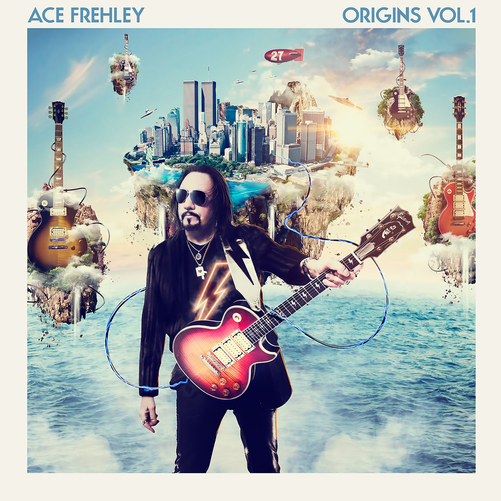 """CD review ACE FREHLEY """"Origins Vol. 1"""""""