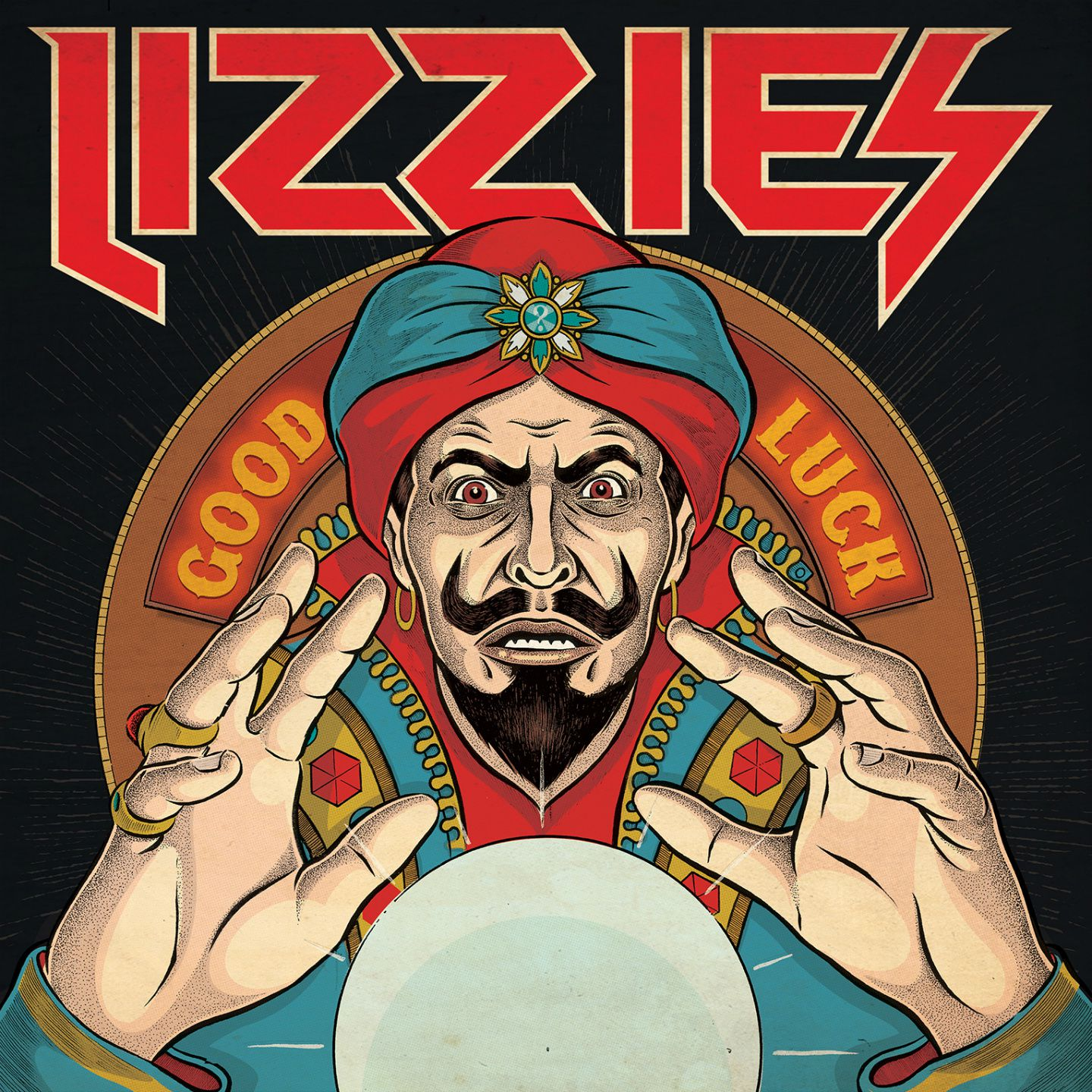 "CD review LIZZIES ""Good Luck"""