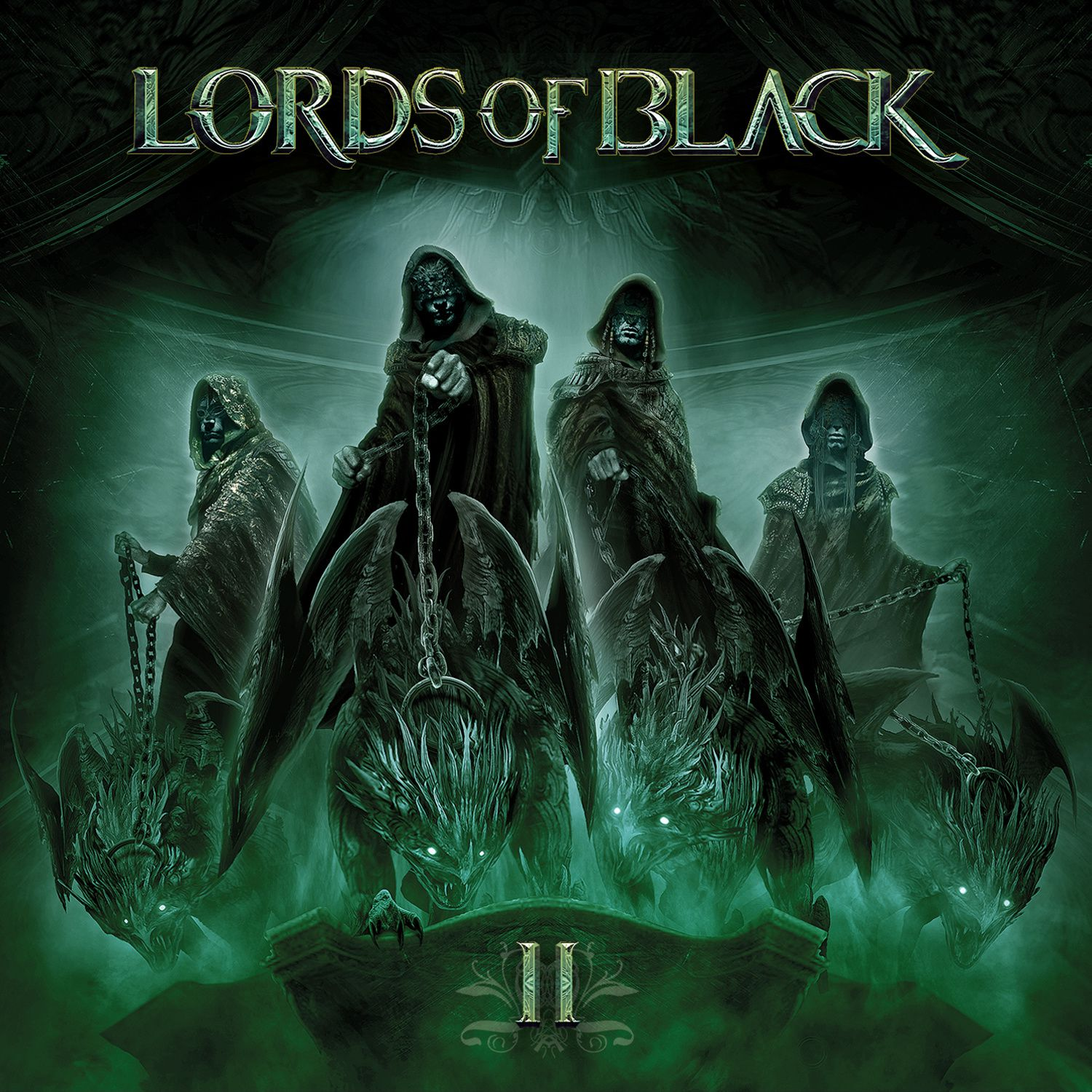 """CD review LORDS OF BLACK """"II"""""""