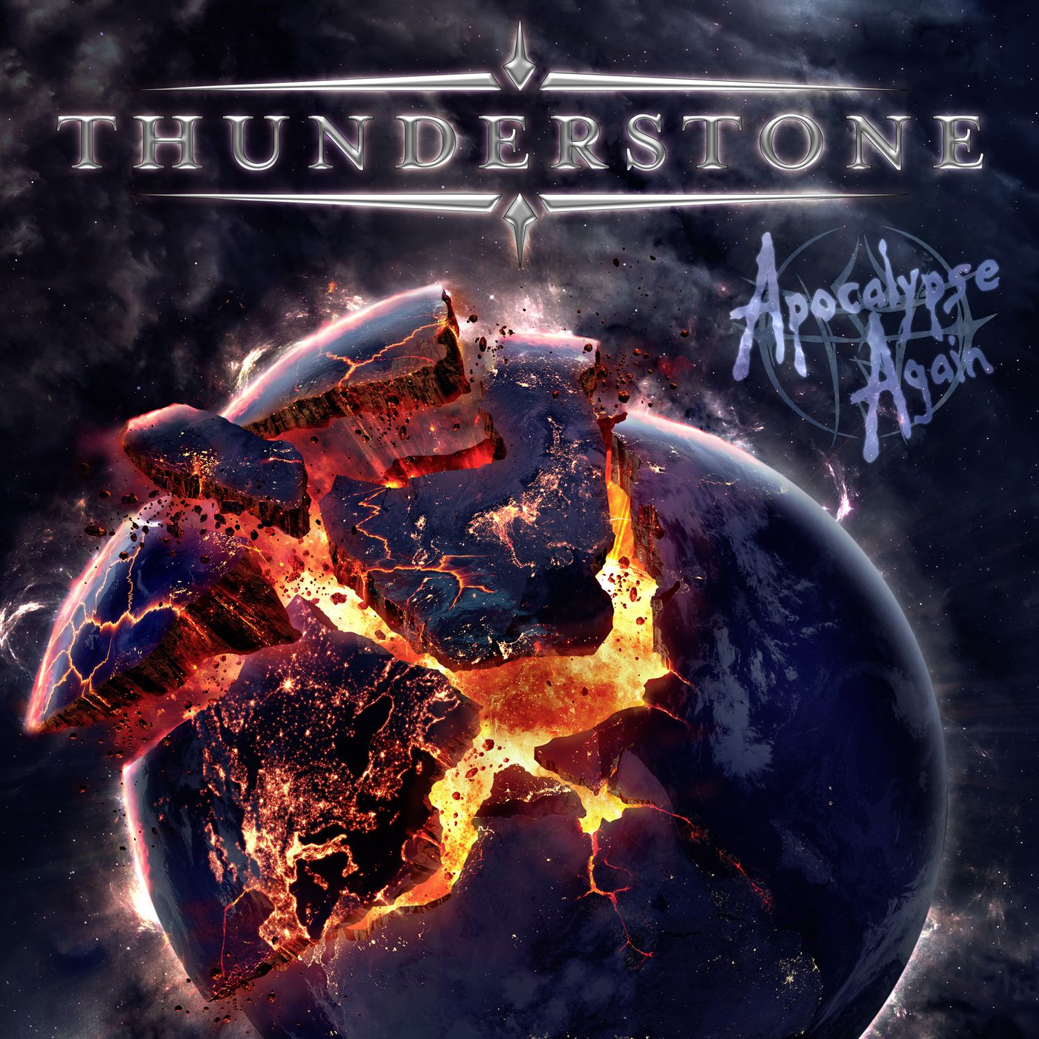 "CD review THUNDERSTONE ""Apocalypse Again"""