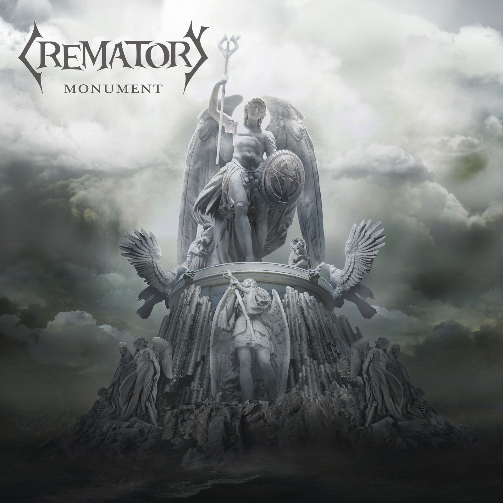 """CD review CREMATORY """"Monument"""""""