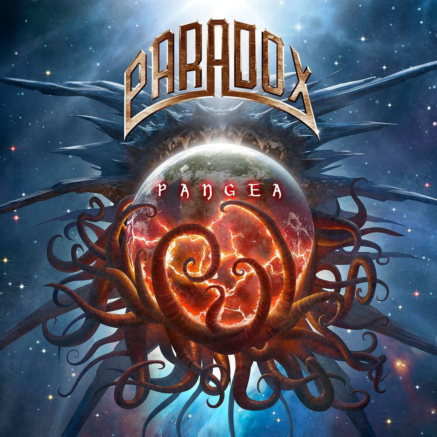 New album from PARADOX
