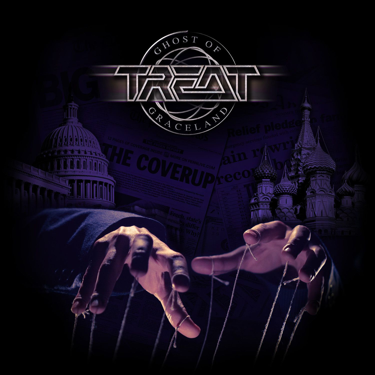 """CD review TREAT """"Ghost of Graceland"""""""