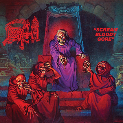 """CD review DEATH """"Scream Bloody Gore"""" (Reissue)"""