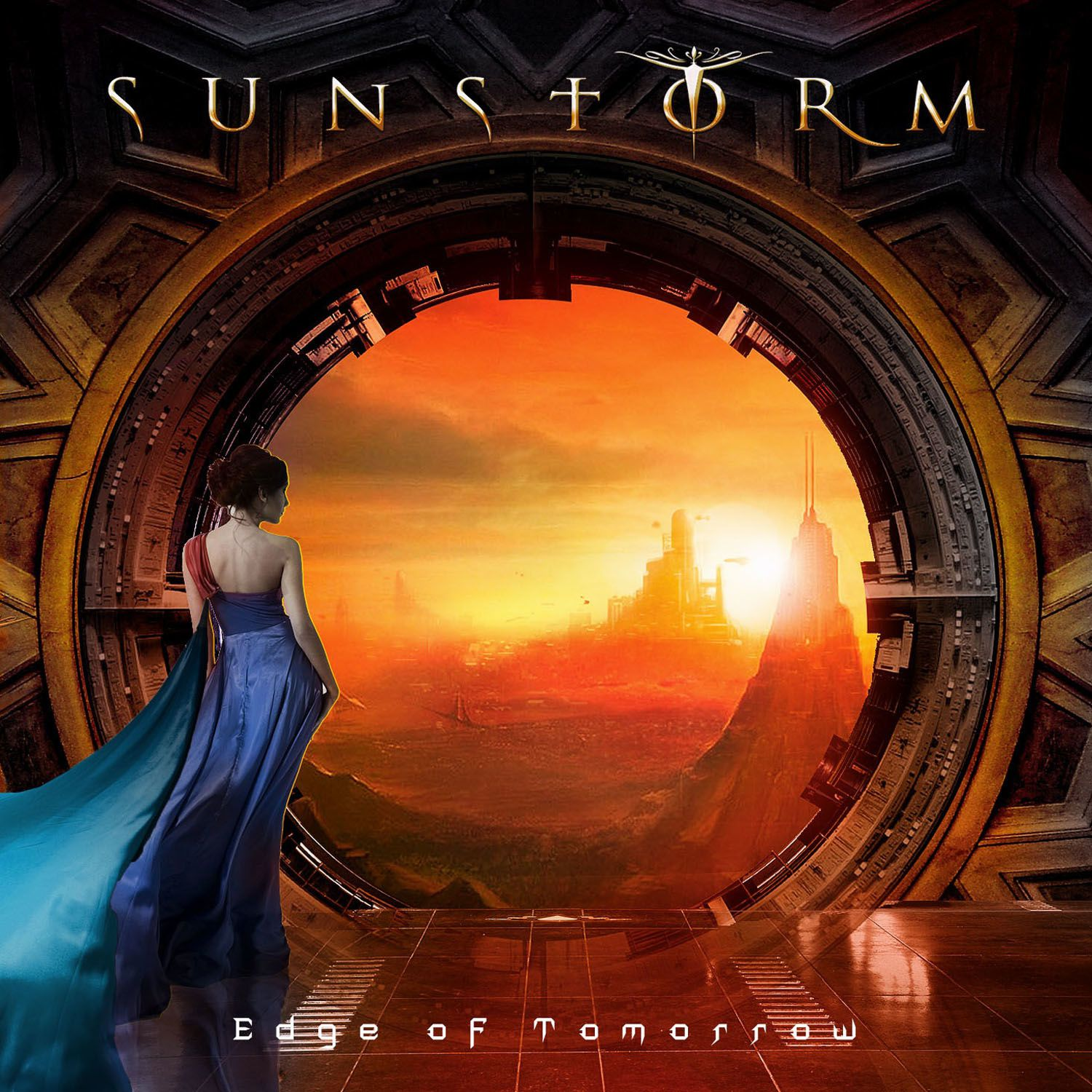 "CD review SUNSTORM ""Edge of Tomorrow"""