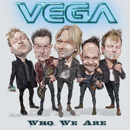 """CD review VEGA """"Who We Are"""""""
