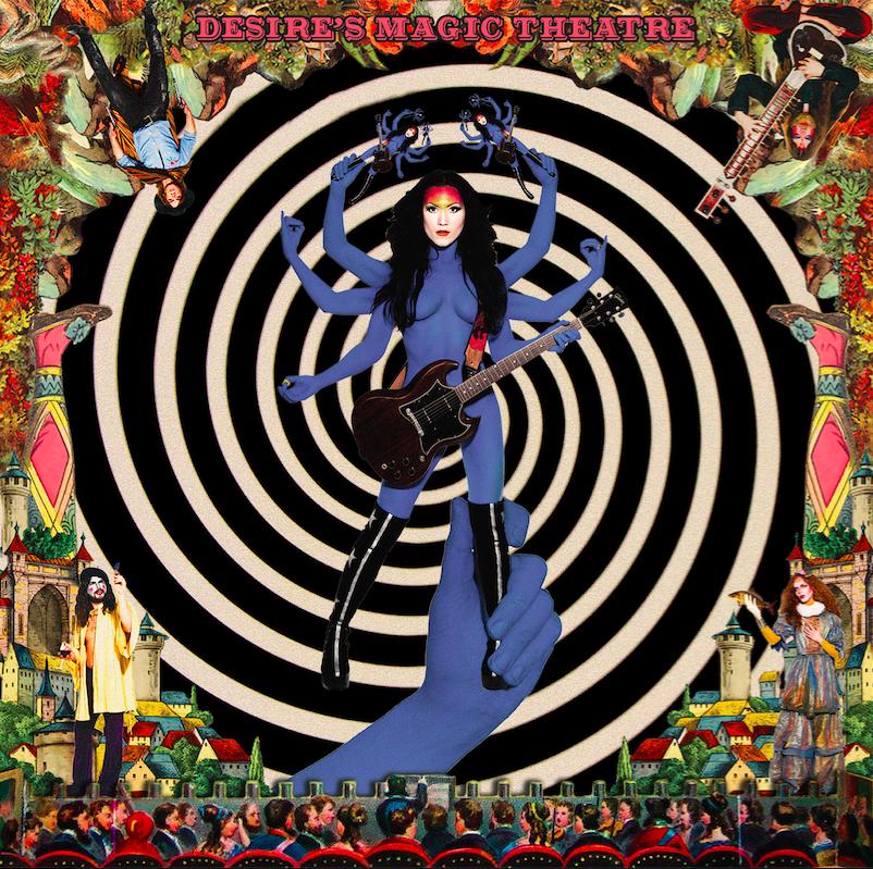 """CD review PURSON """"Desire's Magic Theatre"""""""
