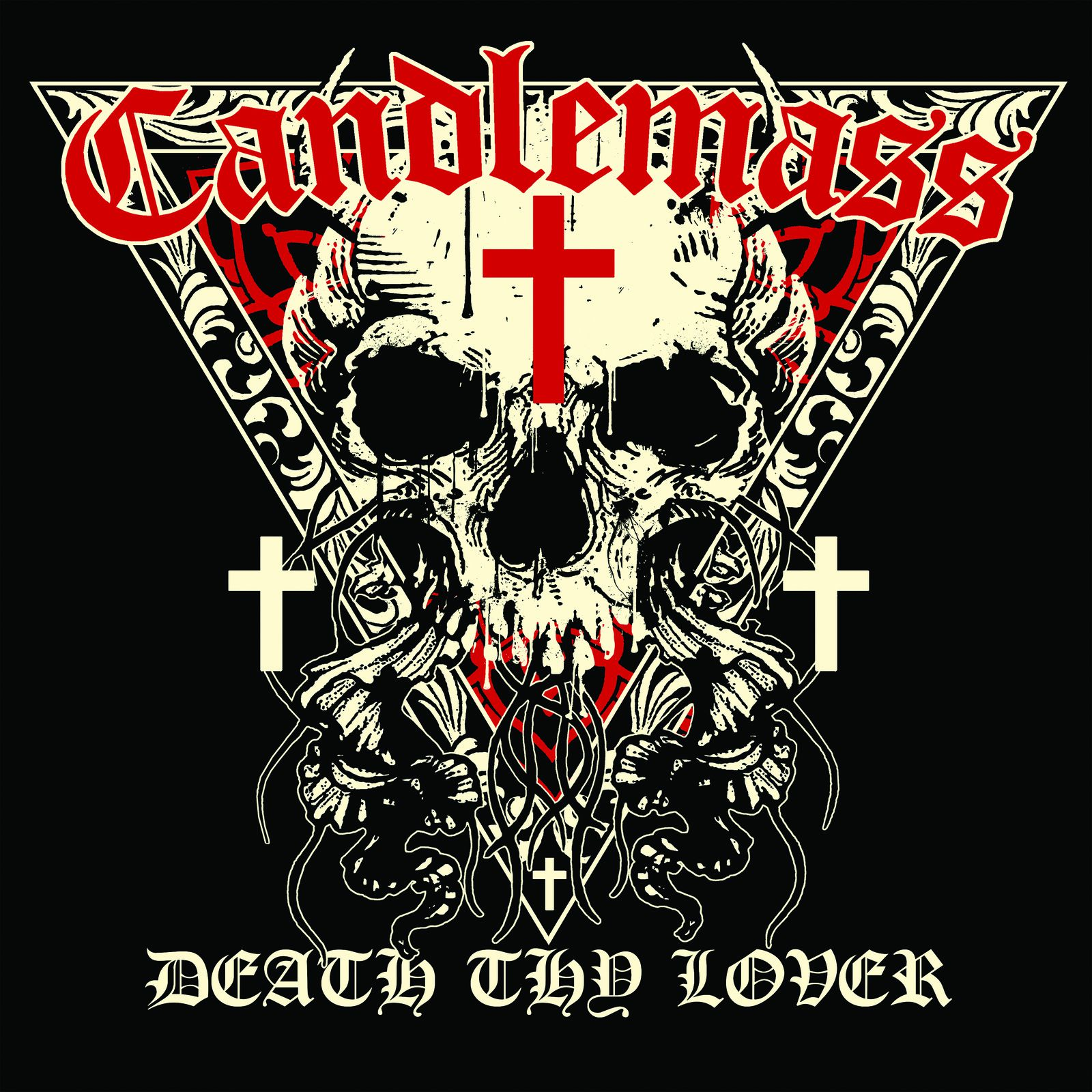 """CD review CANDLEMASS """"Death Thy Lover"""" EP"""