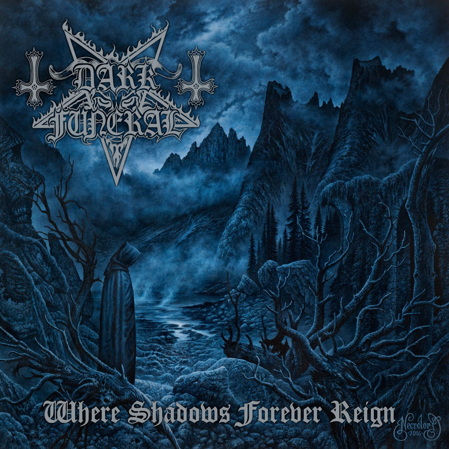 """CD review DARK FUNERAL """"Where Shadows Forever Reign"""""""