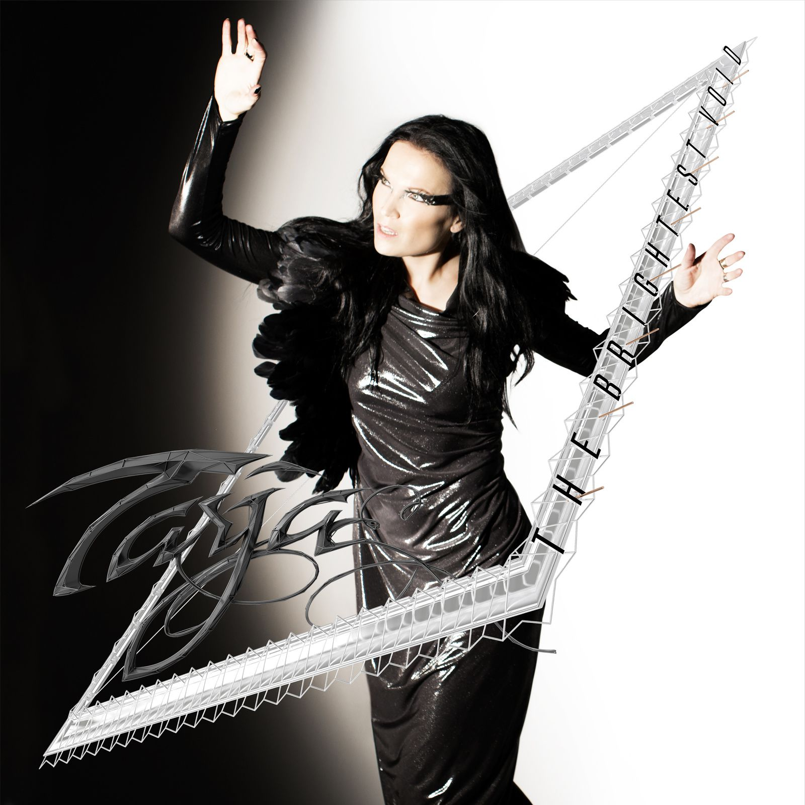 """CD review TARJA """"The Brightest Void"""""""