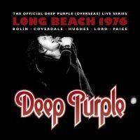 "CD review DEEP PURPLE ""Live in Long Beach 1976"""