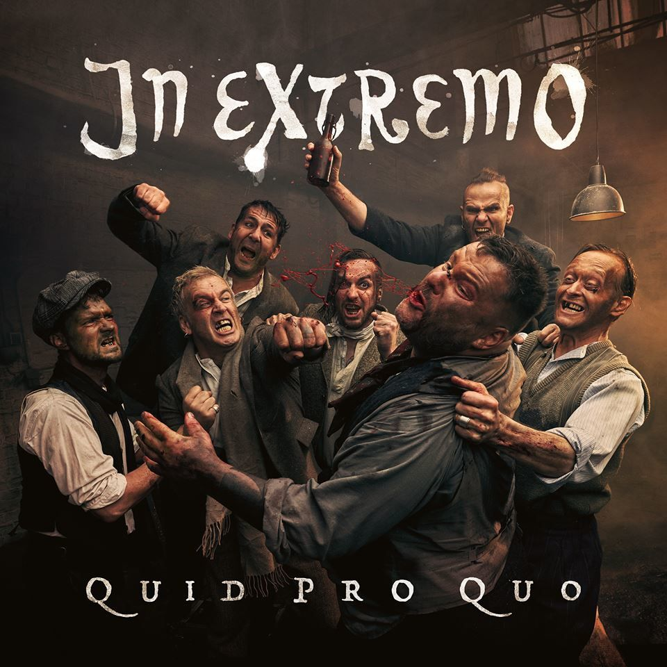 """CD review In Extremo """"Quid Pro Quo"""""""