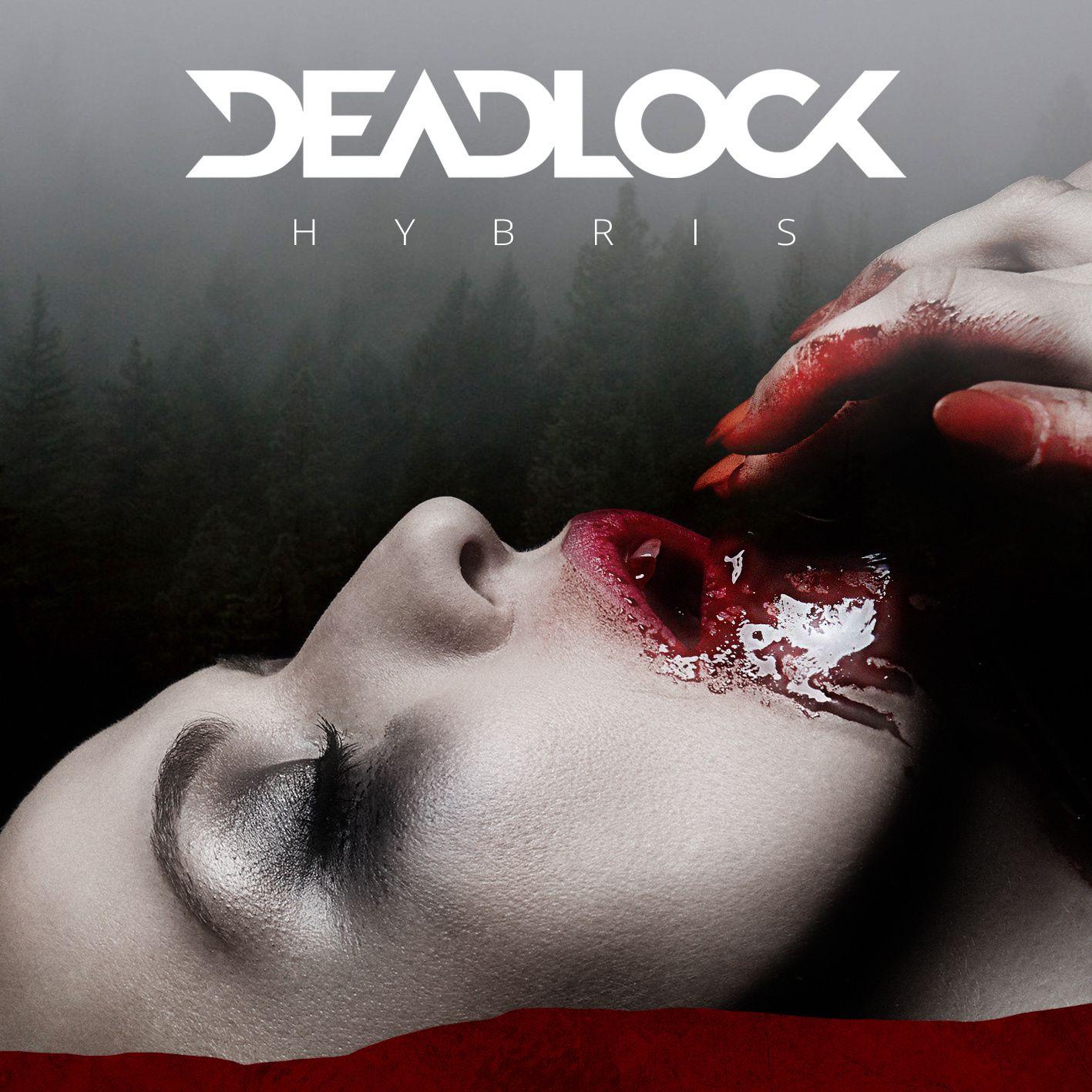 "CD review DEADLOCK ""Hybris"""