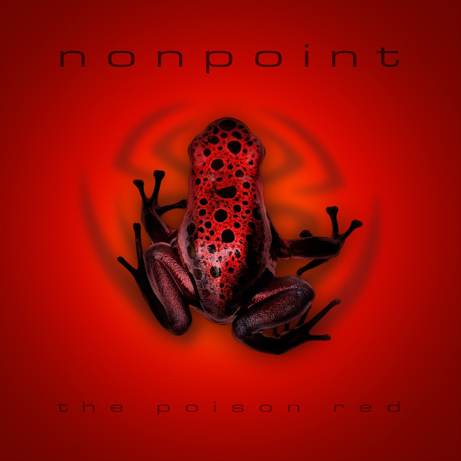 """CD review NONPOINT """"The Poison Red"""""""
