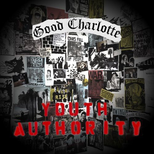 """CD review GOOD CHARLOTTE """"Youth Authority"""""""