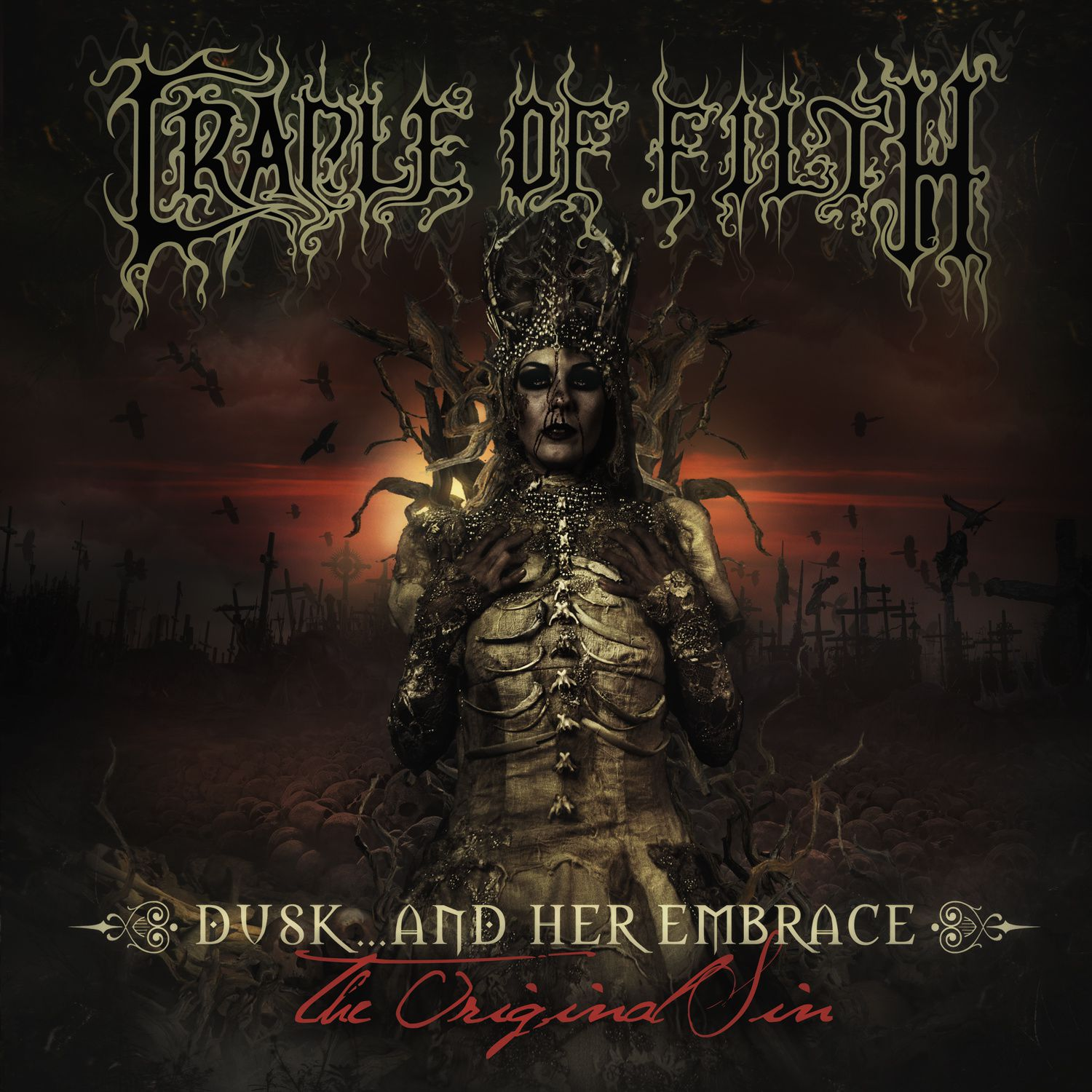 """CD review CRADLE OF FILTH """"Dusk and Her Embrace: The Original Sin"""""""
