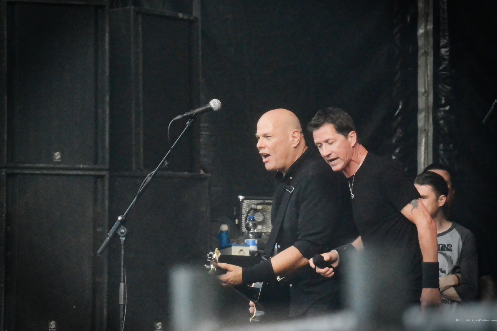 Interview with Kurdt Vanderhoof and Mike Howe from METAL CHURCH