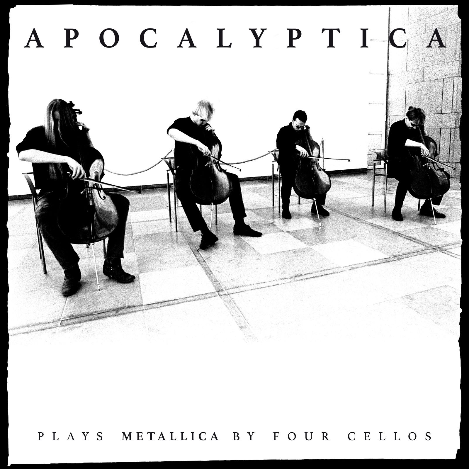 """CD review APOCALYPTICA """"Plays Metallica by Four Cellos"""""""