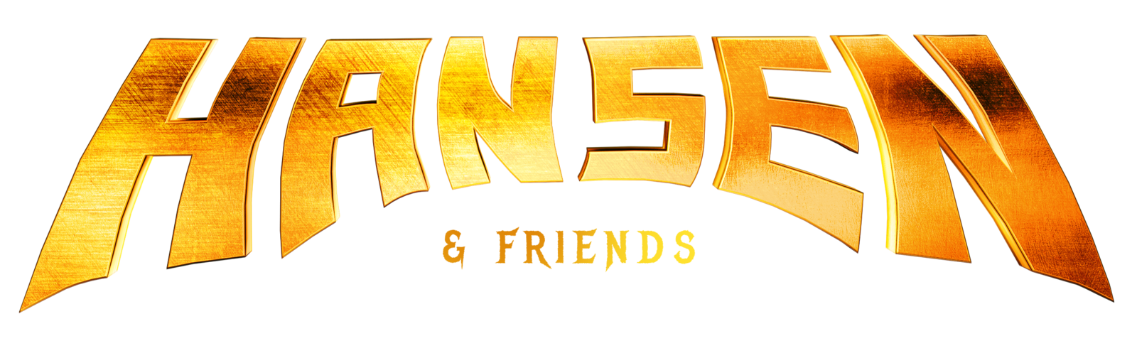 New video and more details of HANSEN & FRIENDS